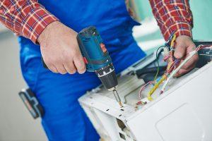 réparation des appareils en grande distribution